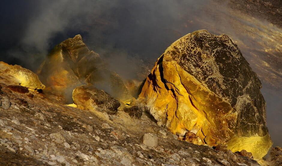 Oro sulfureo