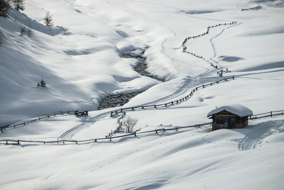 Ghirigori sulla neve