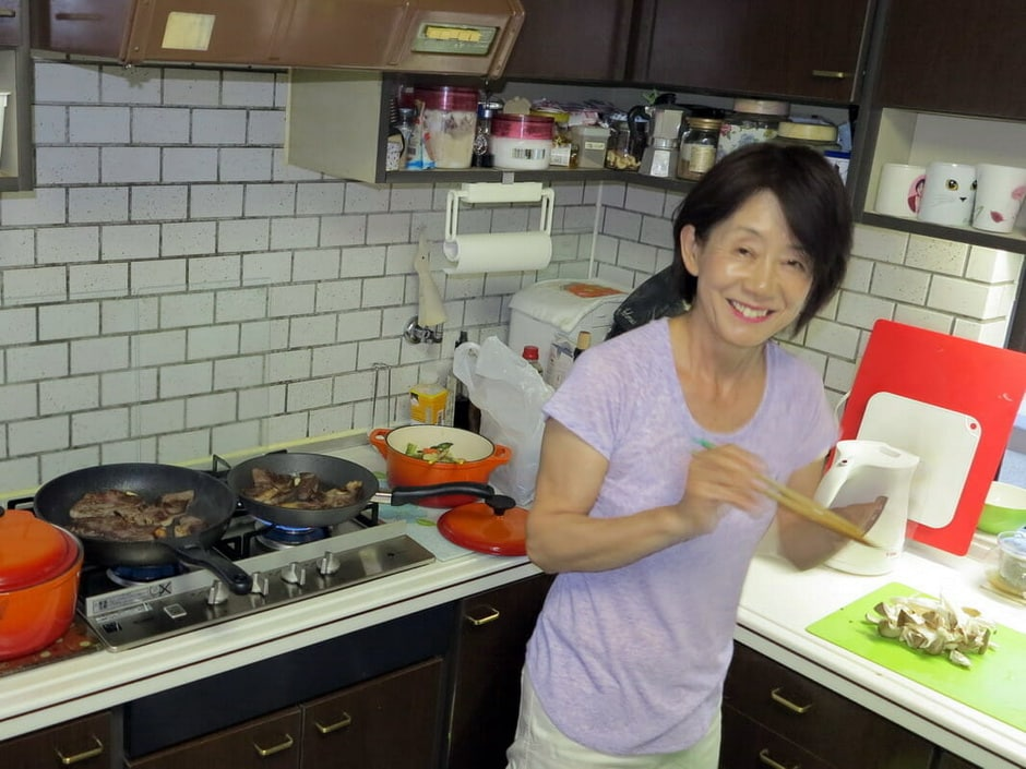 My friend Kyoko Miwa
