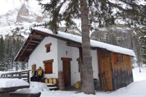 pousa marza snowshoe