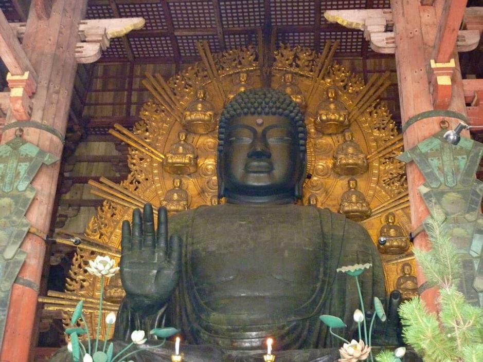 Daibutsu - Todai-ji