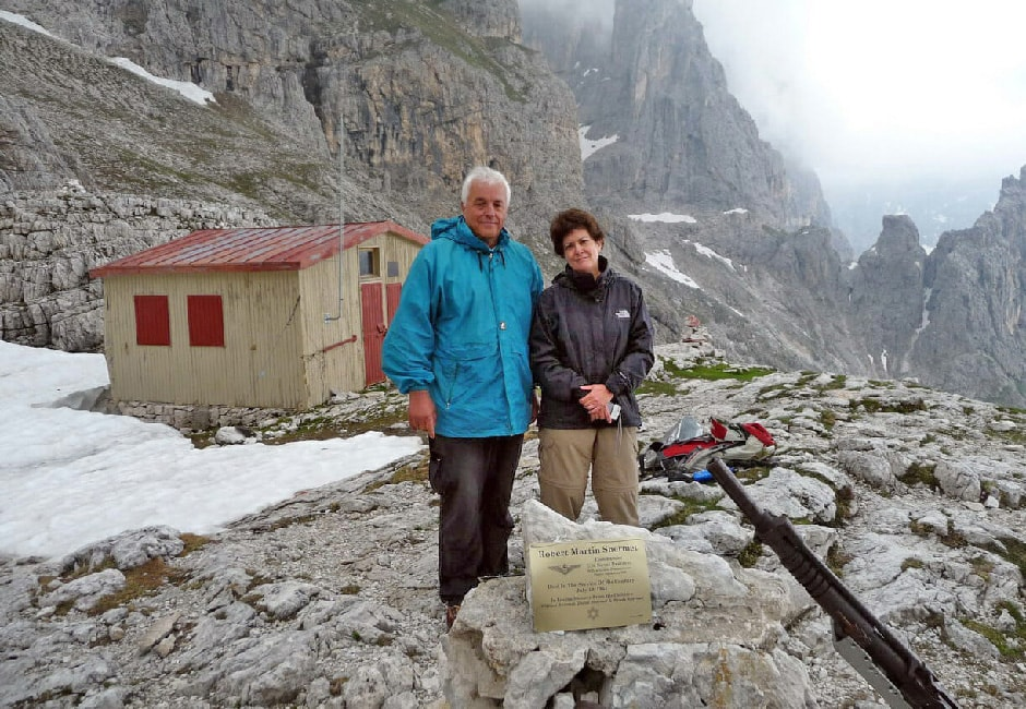 Daniele Mattiuzzo & Wendy Shermet
