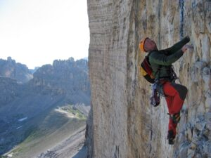 tony scott alpinista
