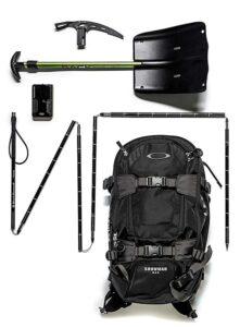 Valanghe e attrezzatura sci alpinismo