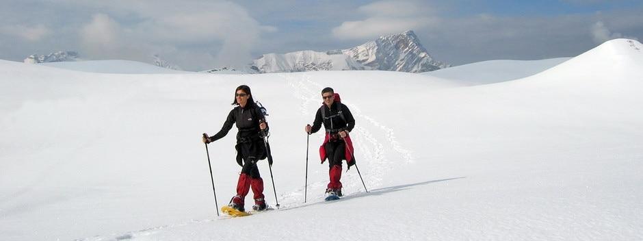 ciaspe - ciaspole - racchette da neve