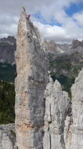 Cinque Torri - Torre Inglese