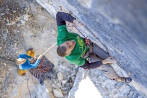 Sport climbing - La lavagna