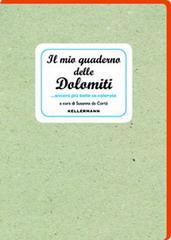 copertina quaderno delle dolomiti