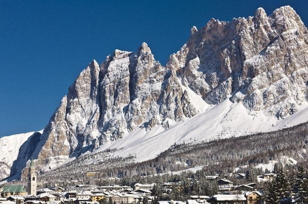 Cortina d'Ampezzo - Winter