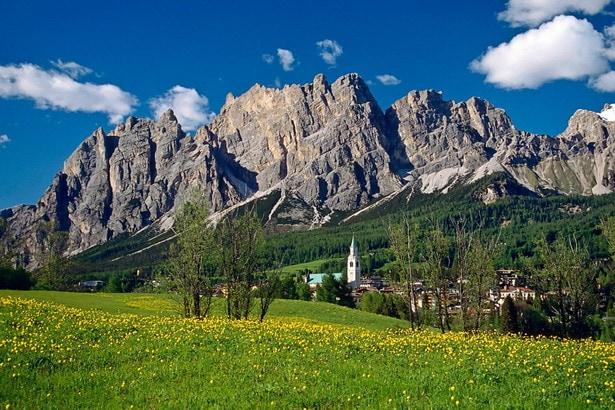 Cortina d'Ampezzo - Summer