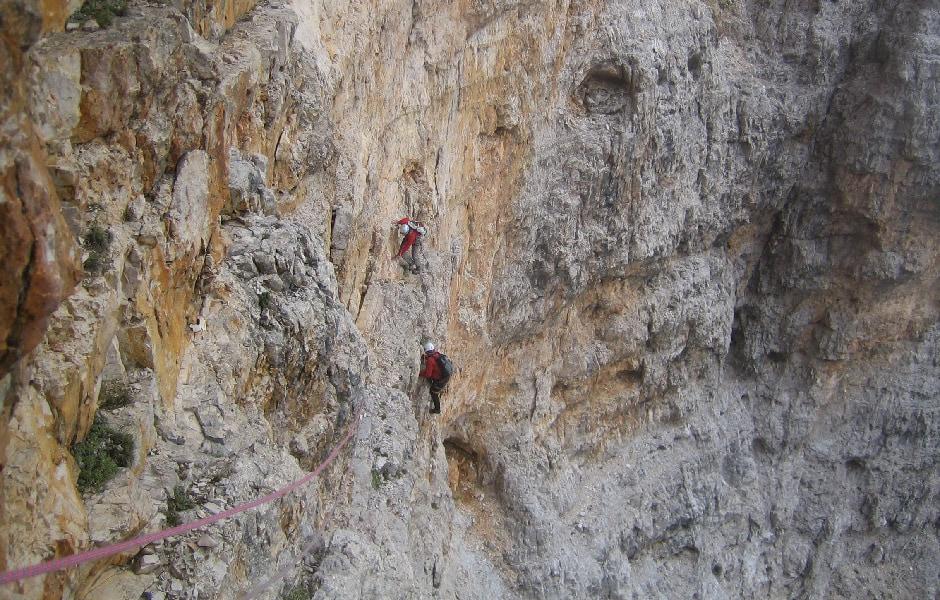 Route Dimai Eotvos