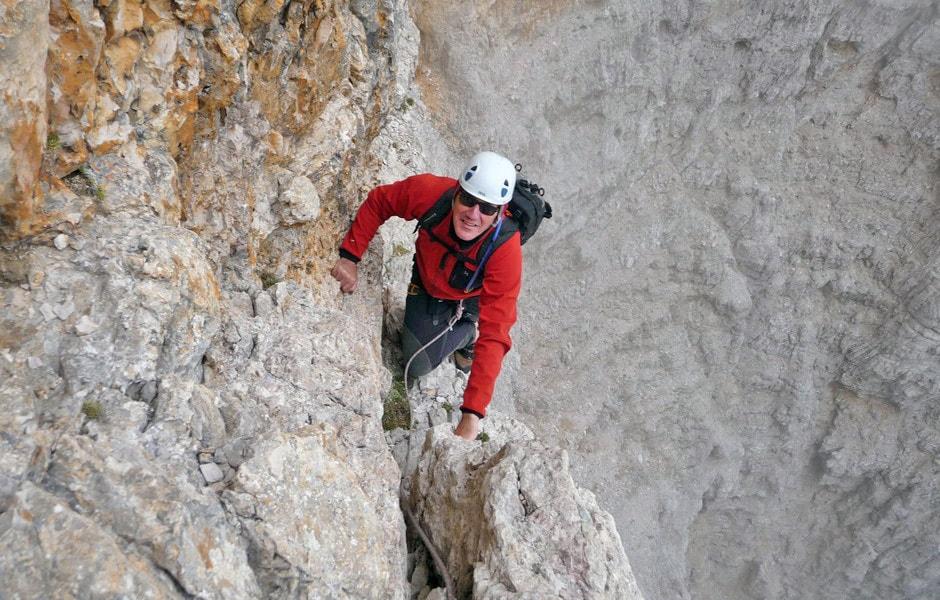 Alberto Giovannini - Dimai Eotvos route