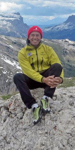 Enrico Maioni Guida Alpina