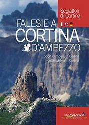 Copertina guida falesie a Cortina