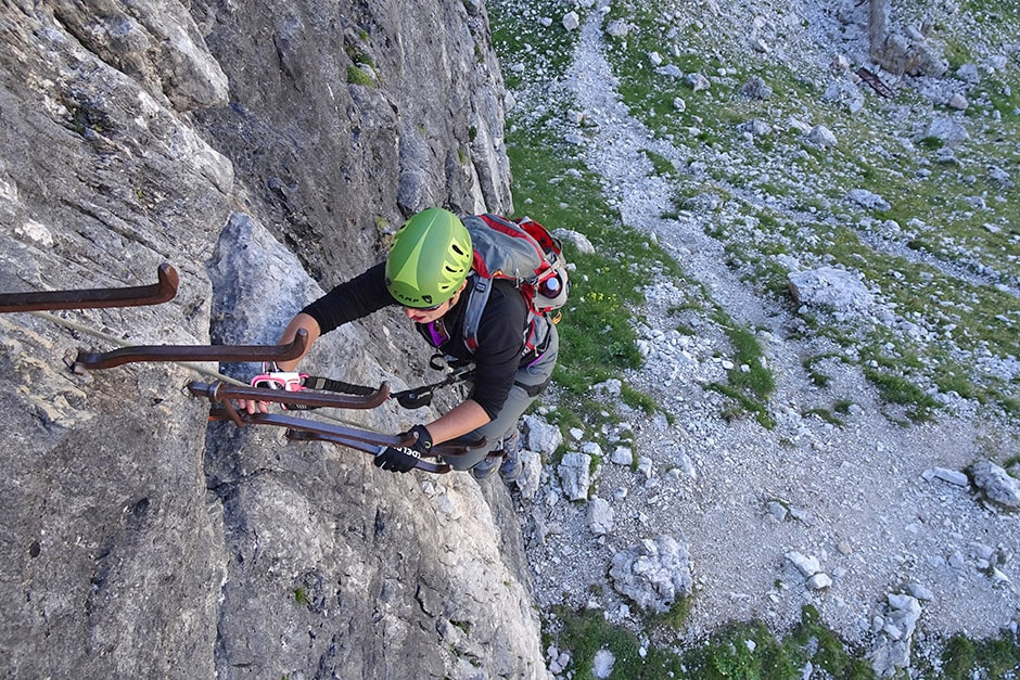 Climbing the Minighel ladder