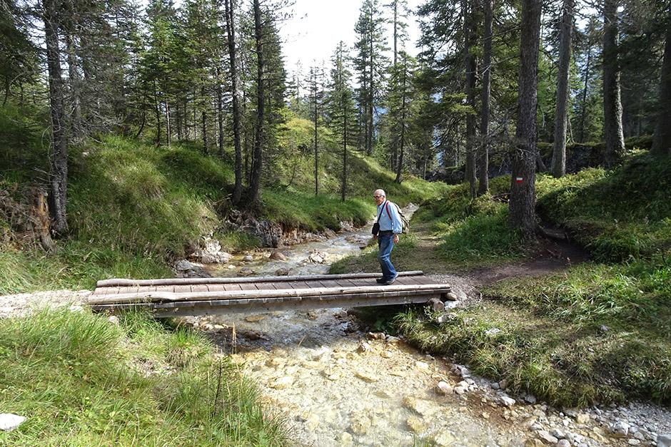 Sentiero Gores de Federa