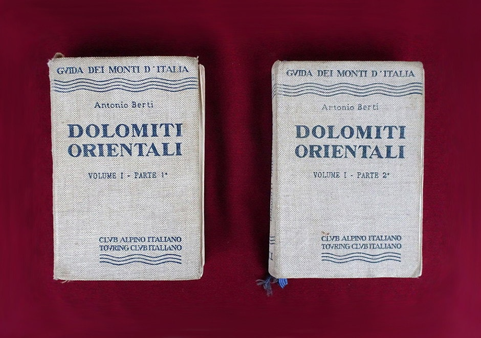 Guida Berti Dolomiti Orientali