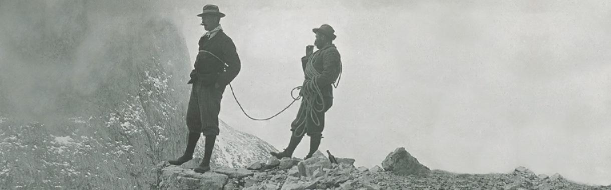 Storia delle Guide Alpine