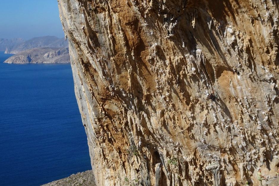 Arrampicare a Kalymnos