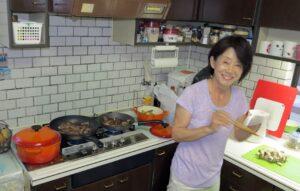 Kyoko cucina il Wagyu