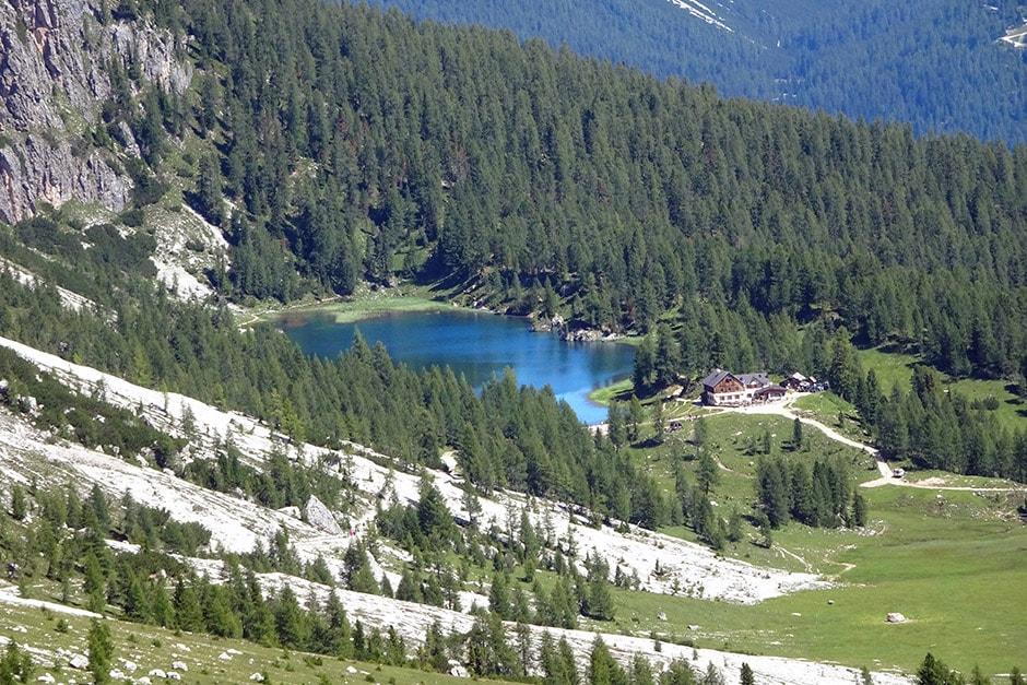 Lago di Fedèra