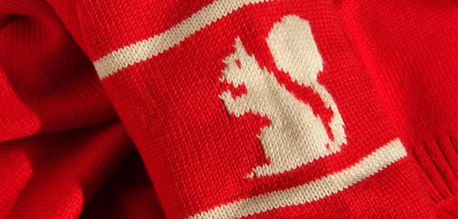 La maglia degli Scoiattoli di Cortina