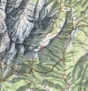 Mappa val popena