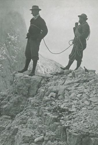 Vecchie Guide Alpine