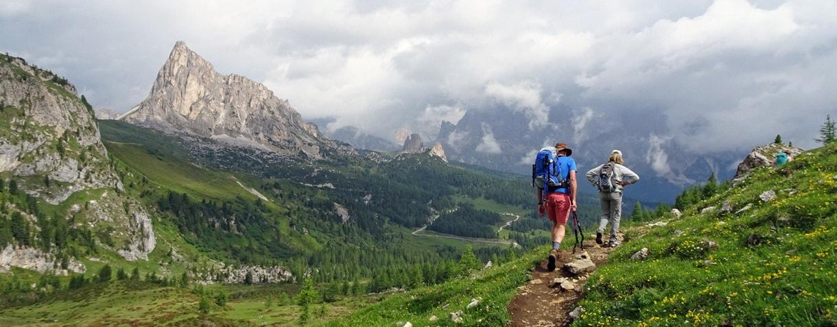 Alta via 1 - Dolomites