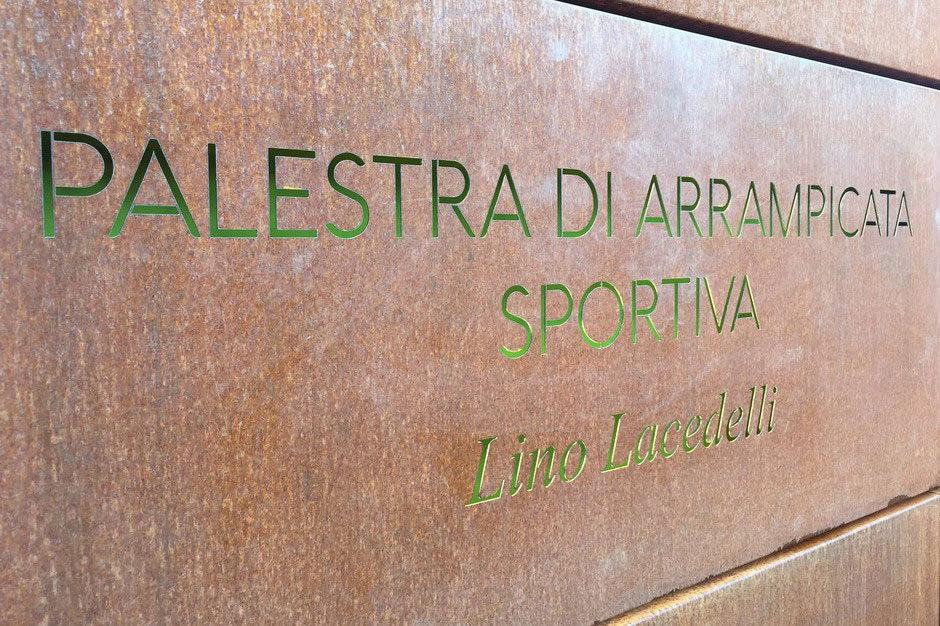 Palestra d'arrampicata Lino Lacedelli