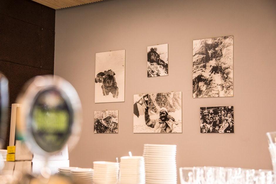 Immagini di Lino Lacedelli al K2