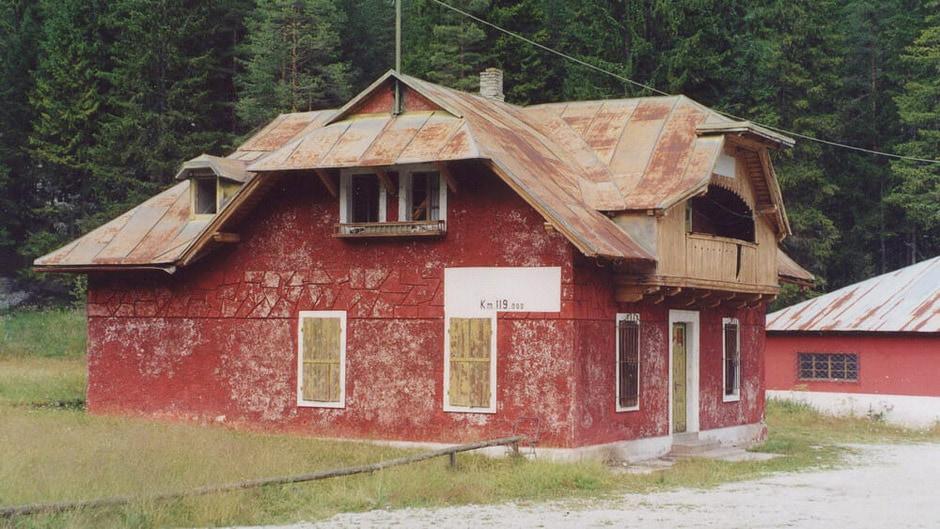 Casa cantoniera Cimabanche