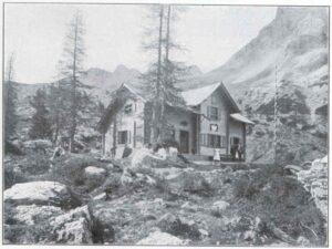 rifugio von glanvell 1908