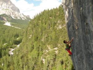Falesie a Cortina: Rio Gere