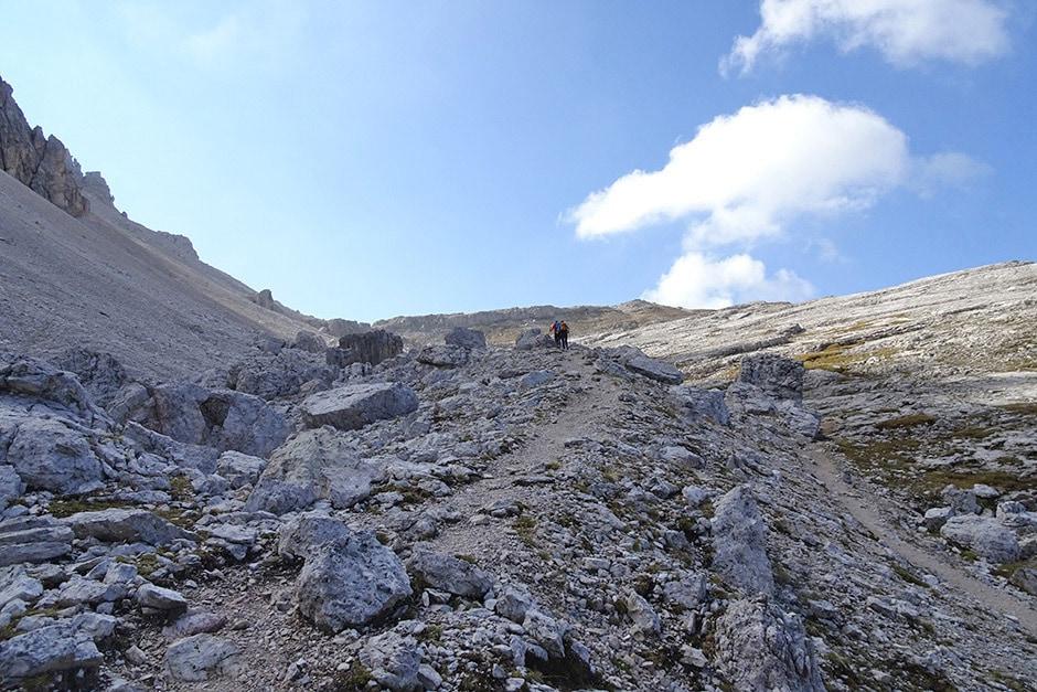 Walking in Val de Formin