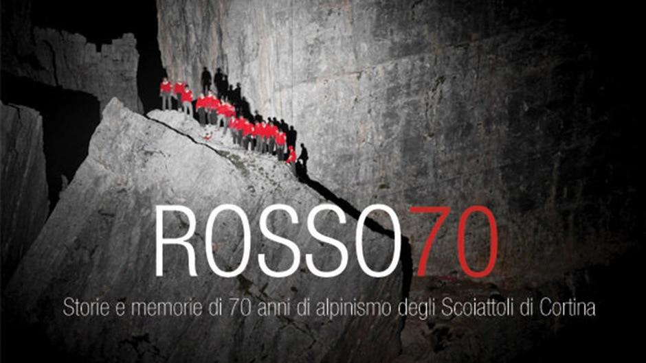 Rosso 70 - Scoiattoli di Cortina