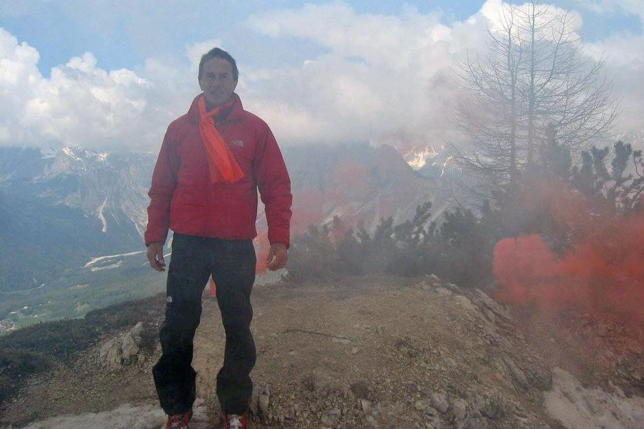 Enrico Maioni - Sad Smoky Mountains