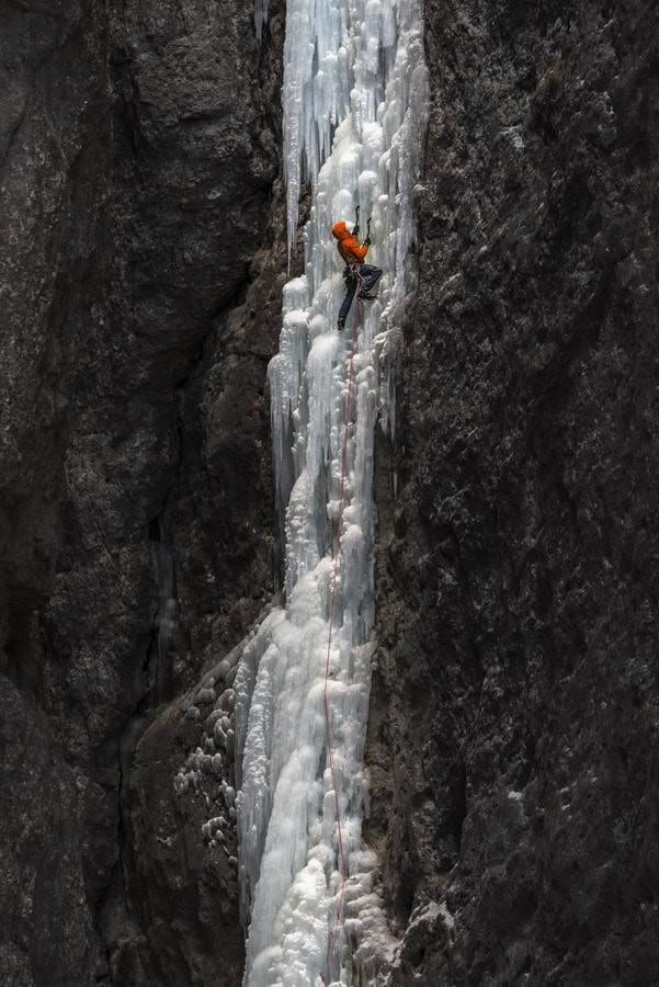 Climbing La spada nella roccia - di James Rushfort - Concorso fotografico 2016