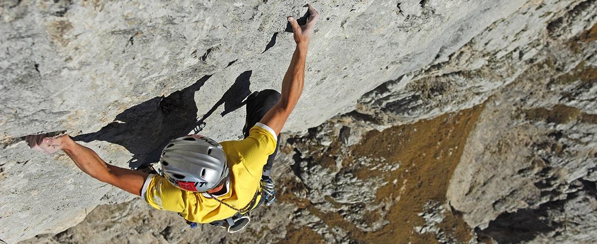 Tecnica di arrampicata