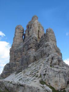 Torre Toblin - Camino Casara