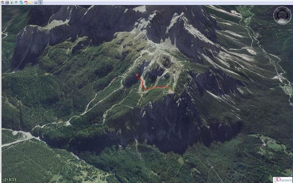 Crag of Crepo Longo.