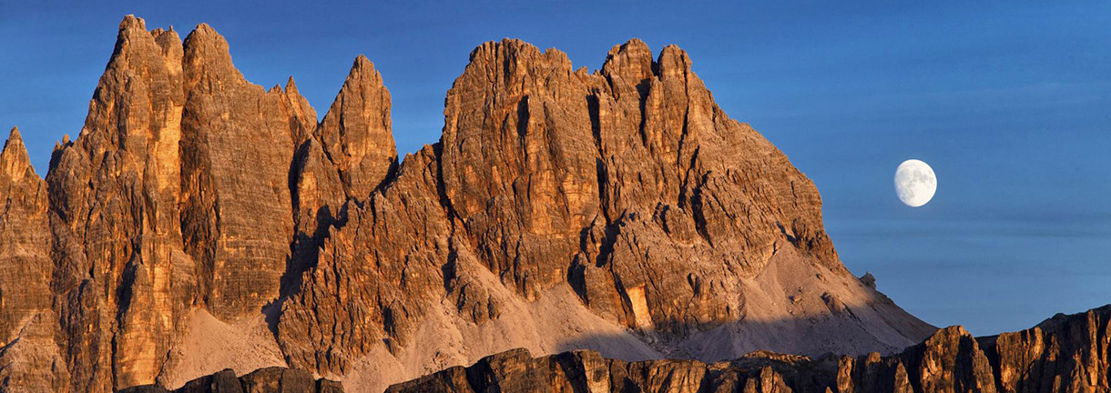 Attractions and activities in Dolomites