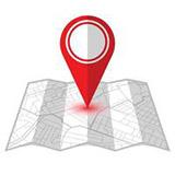 Vie ferrata map